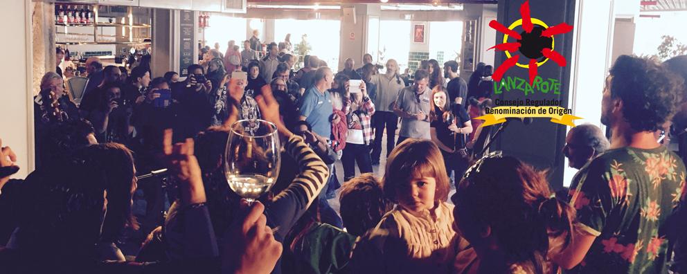 La Denominación de Origen Vinos de Lanzarote conquista Bilbao