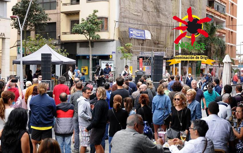 Madrid y Gran Canaria disfrutan de los vinos de Lanzarote de la mano de Sonidos Líquidos y el Consejo Regulador de Lanzarote