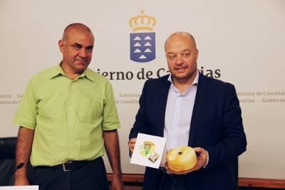 Victorino semicurado ahumado, de la DOP Queso Palmero, elegido Mejor Queso de Canarias 2016
