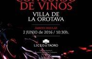 Concurso de Vinos Villa de La Orotava. Nuevas bodegas premiadas