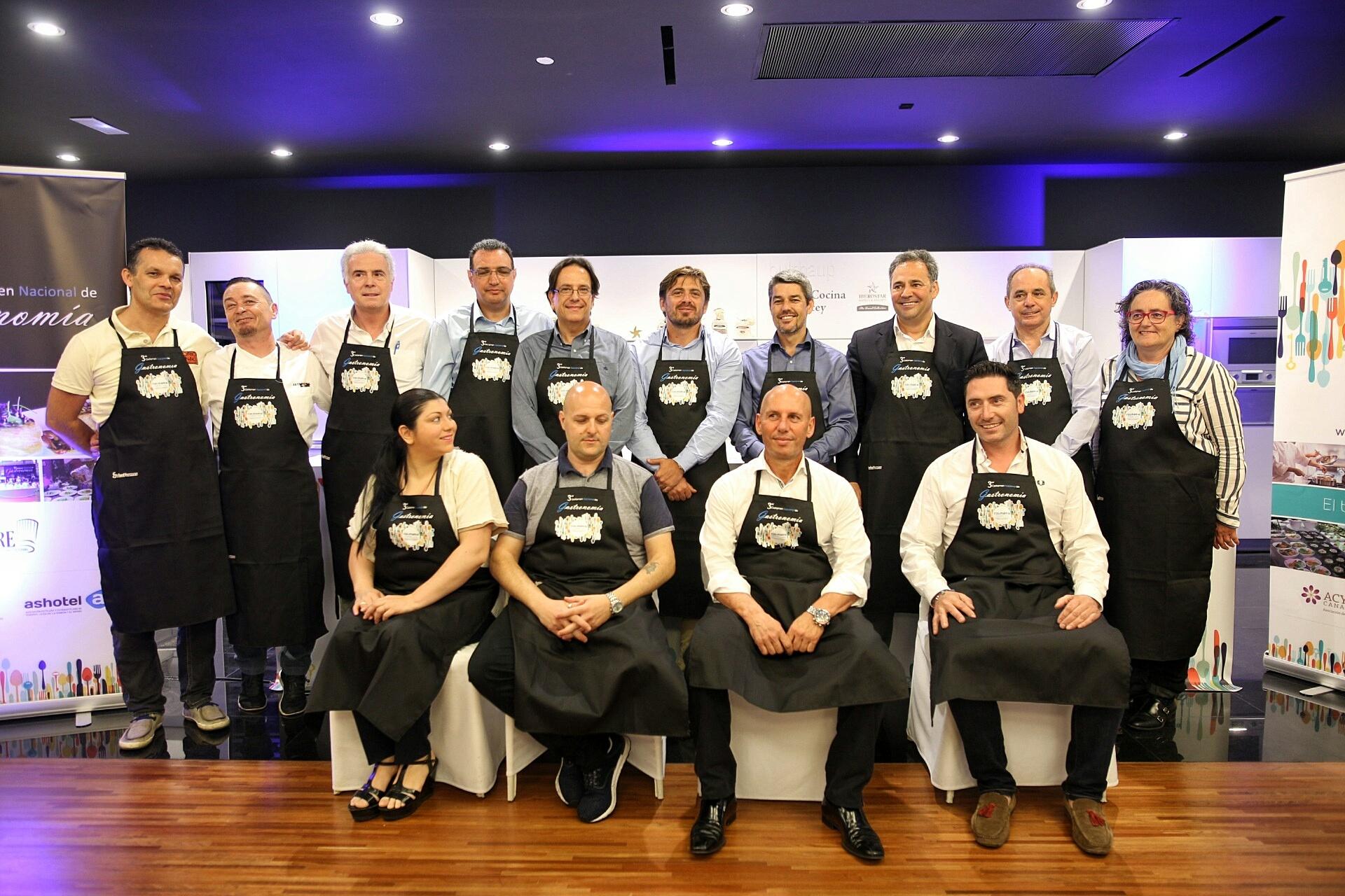 El I Congreso de Gastronomía Turística de Canarias, Culinaria Tenerife 2016, se celebrará en Adeje