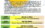 De junio a diciembre Tegueste descubre sus Tesoros Agroalimentarios