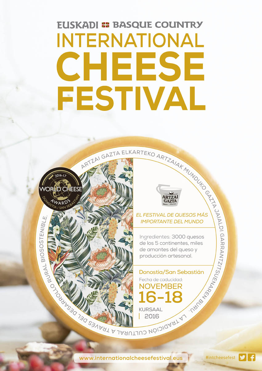 WORLD CHEESE AWARDS. Próxima apertura de inscripciones