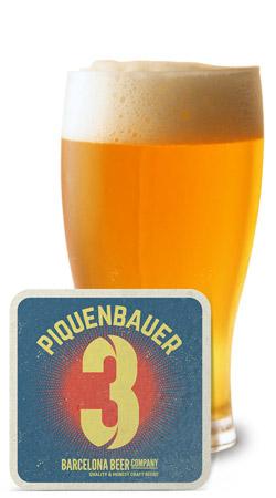 Para los amantes de la cerveza y del Barça.
