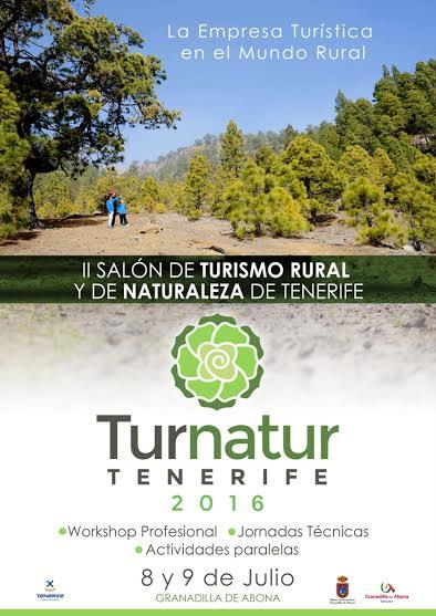 II Salón de Turismo Rural y de Naturaleza con la participación de la D.O. Abona