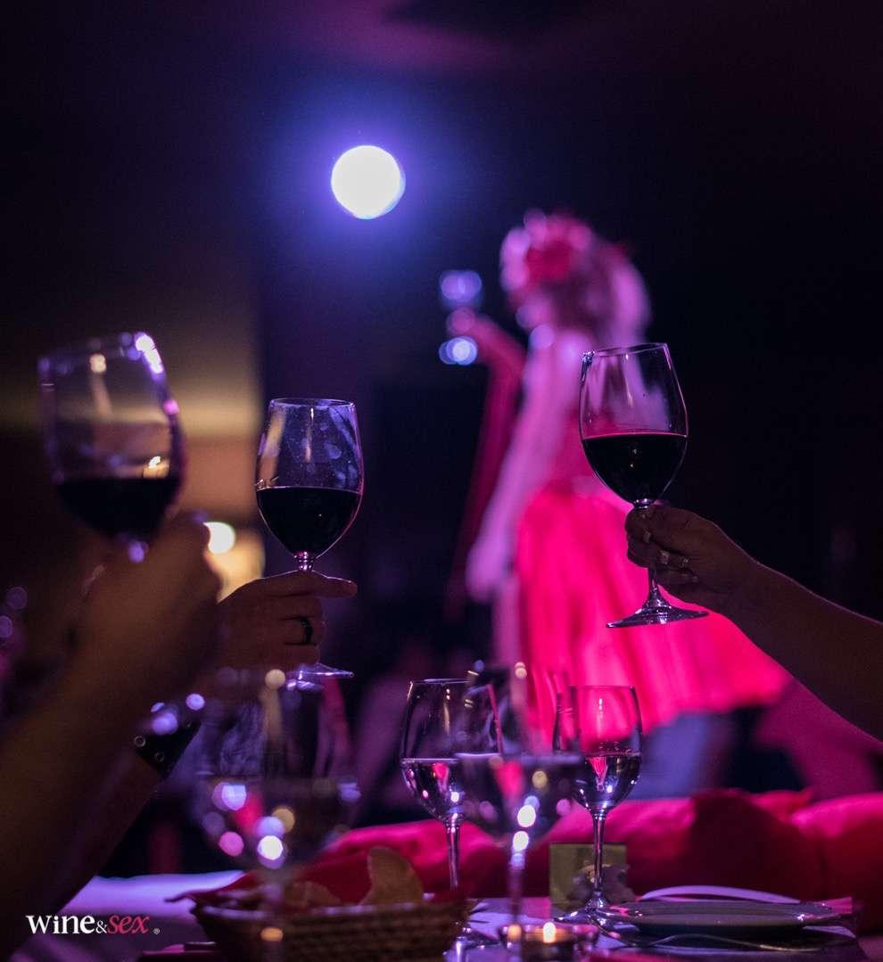 Los piratas se hacen con las Bodegas Monje. Wine&Sex