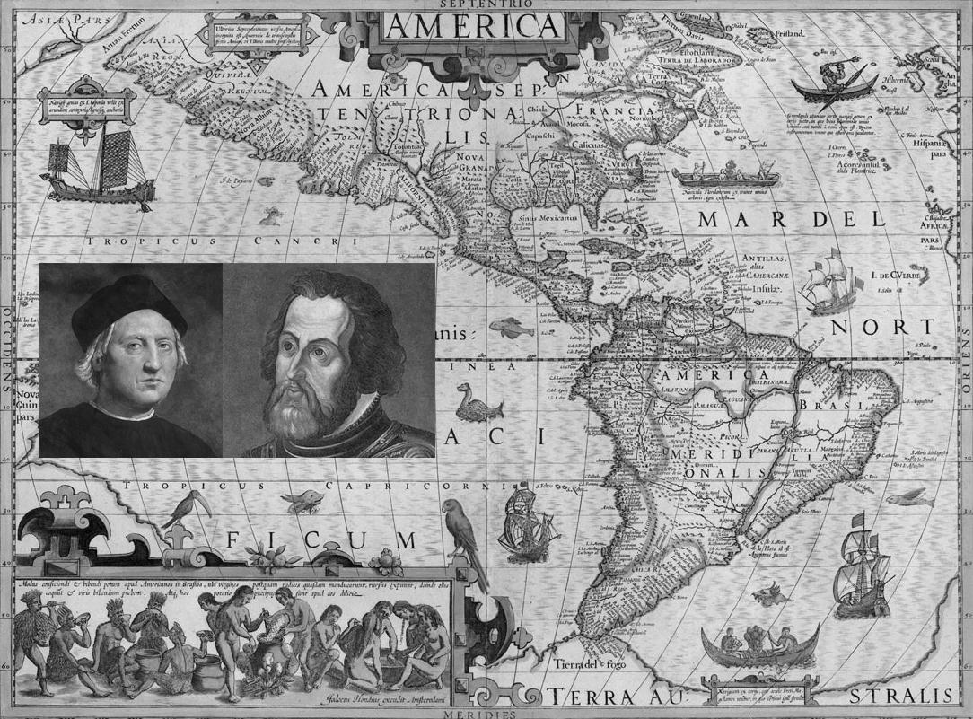 Cuando el vino descubrió América...