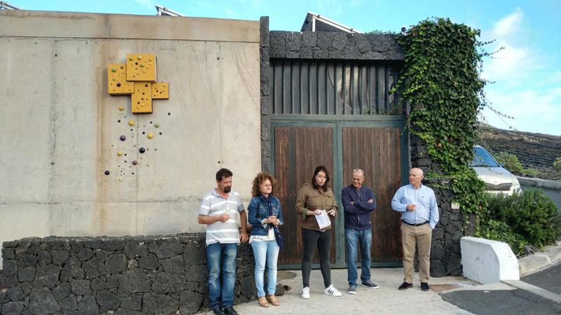 Bodegas Vega de Yuco entrega el premio del I Concurso de Cerámica Contemporánea (CERVI)