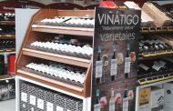 Bodegas Viñátigo promociona su gama de varietales en Makro La Laguna