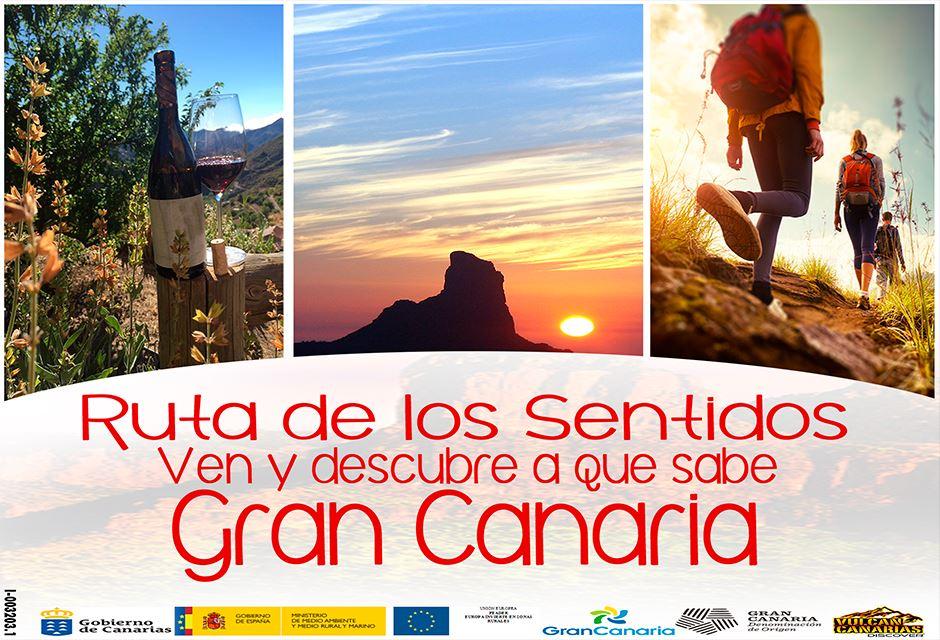 Ruta de los Sentidos, en Gran Canaria