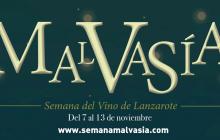 Vuelve Malvasía, la semana del vino de Lanzarote.
