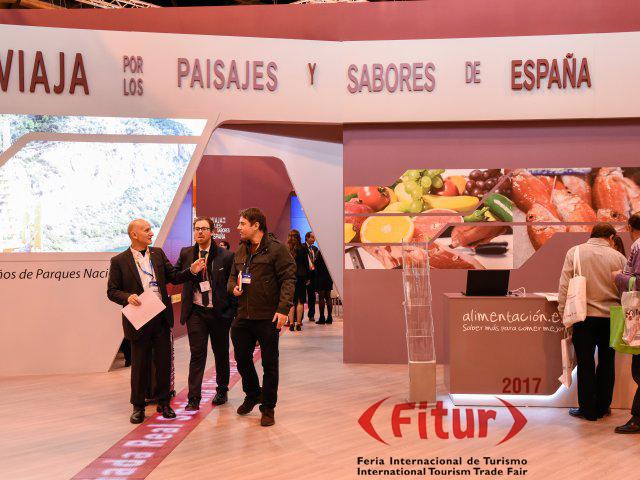 Enoturismo de España en Fitur 2017