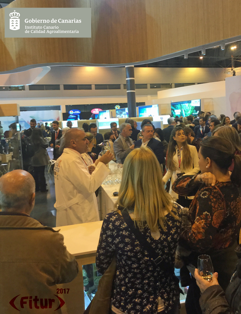 Productos agroalimentarios canarios en FITUR 2017