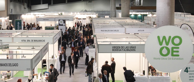 El Encuentro Mundial del Aceite de Oliva (WOOE 2017)