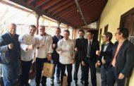 El Chef viajero ya cuenta con Martín Berasategui