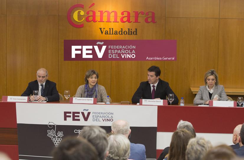 Federación Española del Vino, asamblea general
