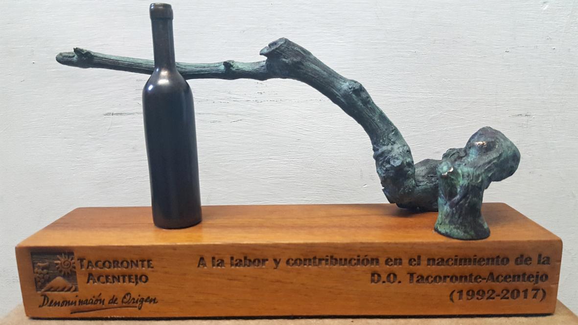 Homenaje a los impulsores de la D.O.P. Tacoronte-Acentejo