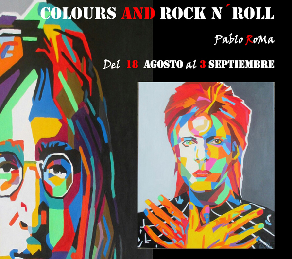 COLOURS AND ROCK N´ROLL