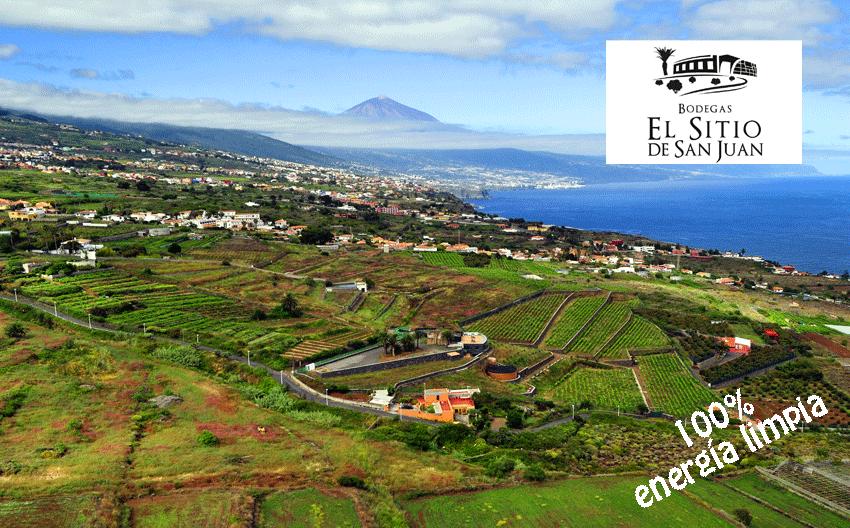 Bodegas El Sitio de San Juan, compromiso con el medio ambiente