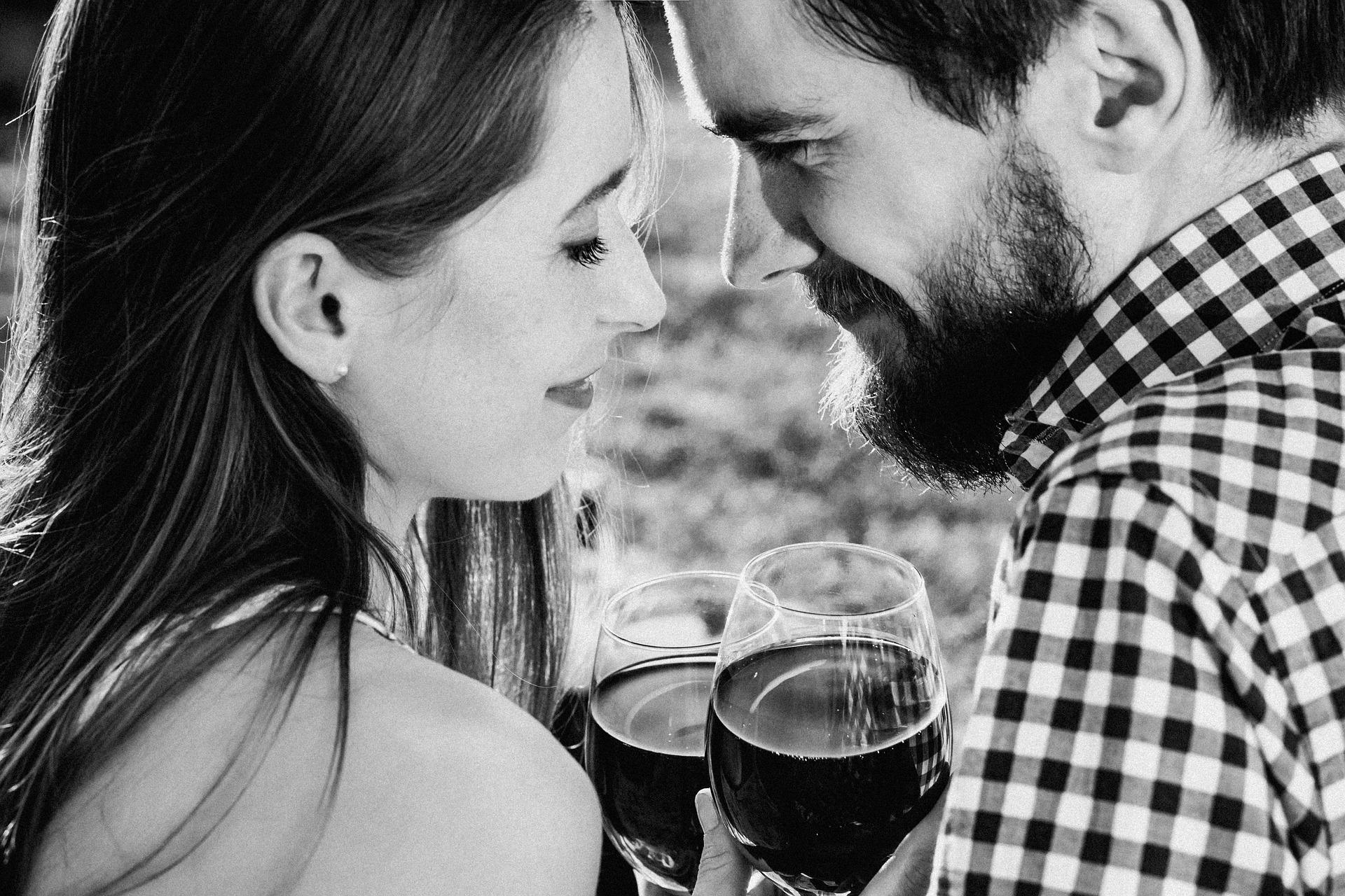 El vino, cada vez menos