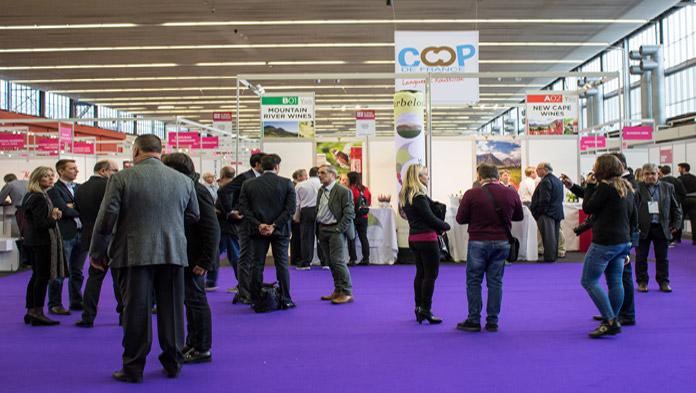 World Bulk Wine Exhibition, éxito total
