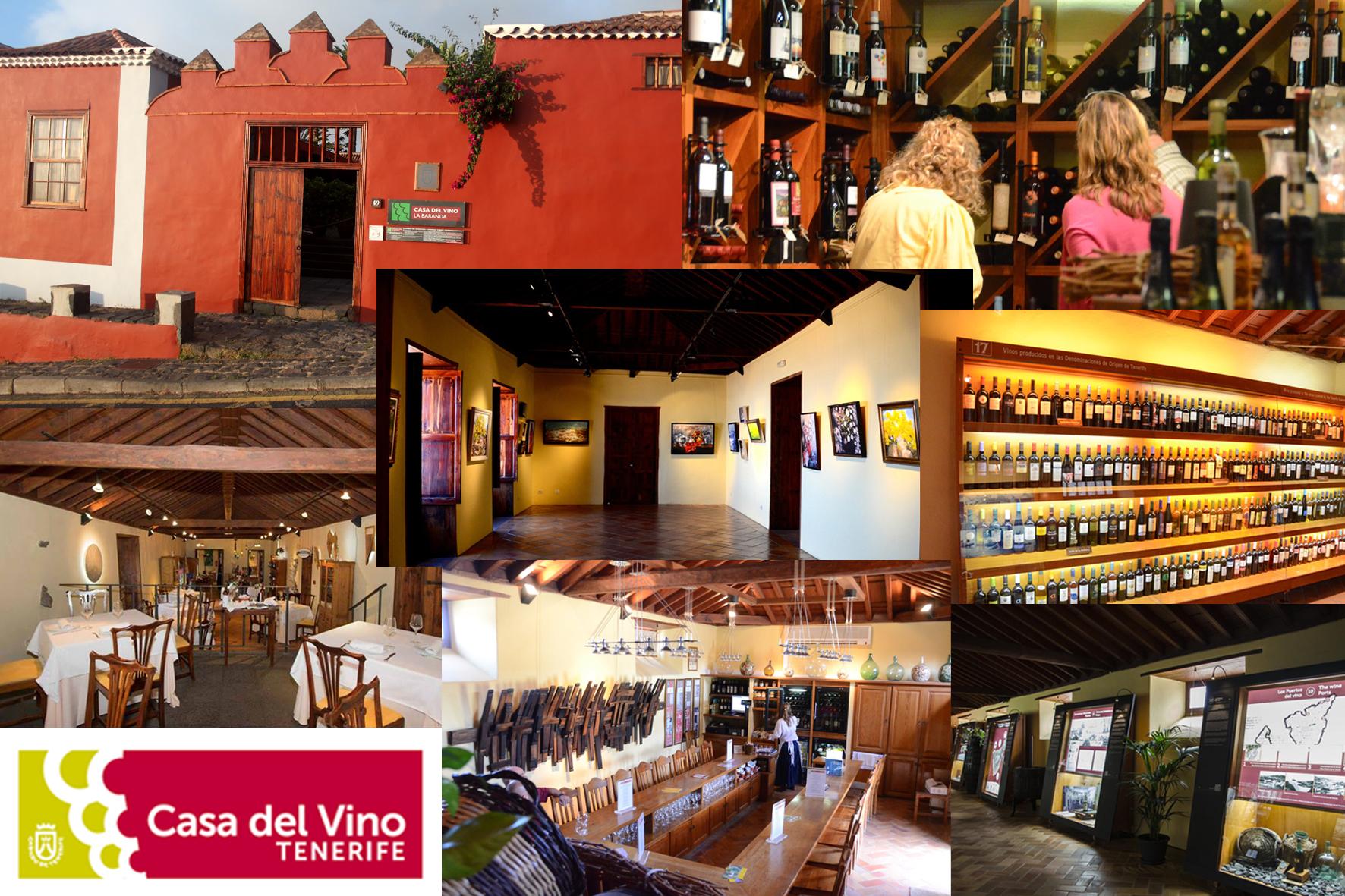 Especial espumosos en la Casa del Vino de Tenerife