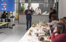 Los productos canarios se promocionan en Madrid