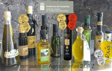 Concurso Oficial de Aceite de Oliva Virgen Extra Agrocanarias 2018
