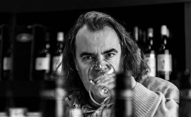 Selección de vinos canarios valorados en la Guía Parker, en El Gusto por el Vino.