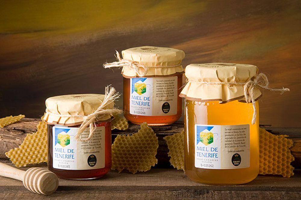 Ayudas a los productores de miel de abeja negra canaria
