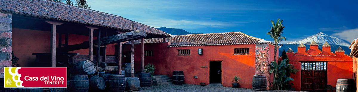 Degustación de vinos en la Casa del Vino Tenerife, de 1 al 15 de febrero de 2018