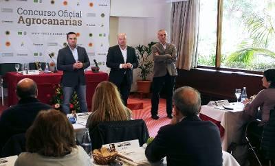 19 aceites compiten en el concurso Agrocanarias 2018