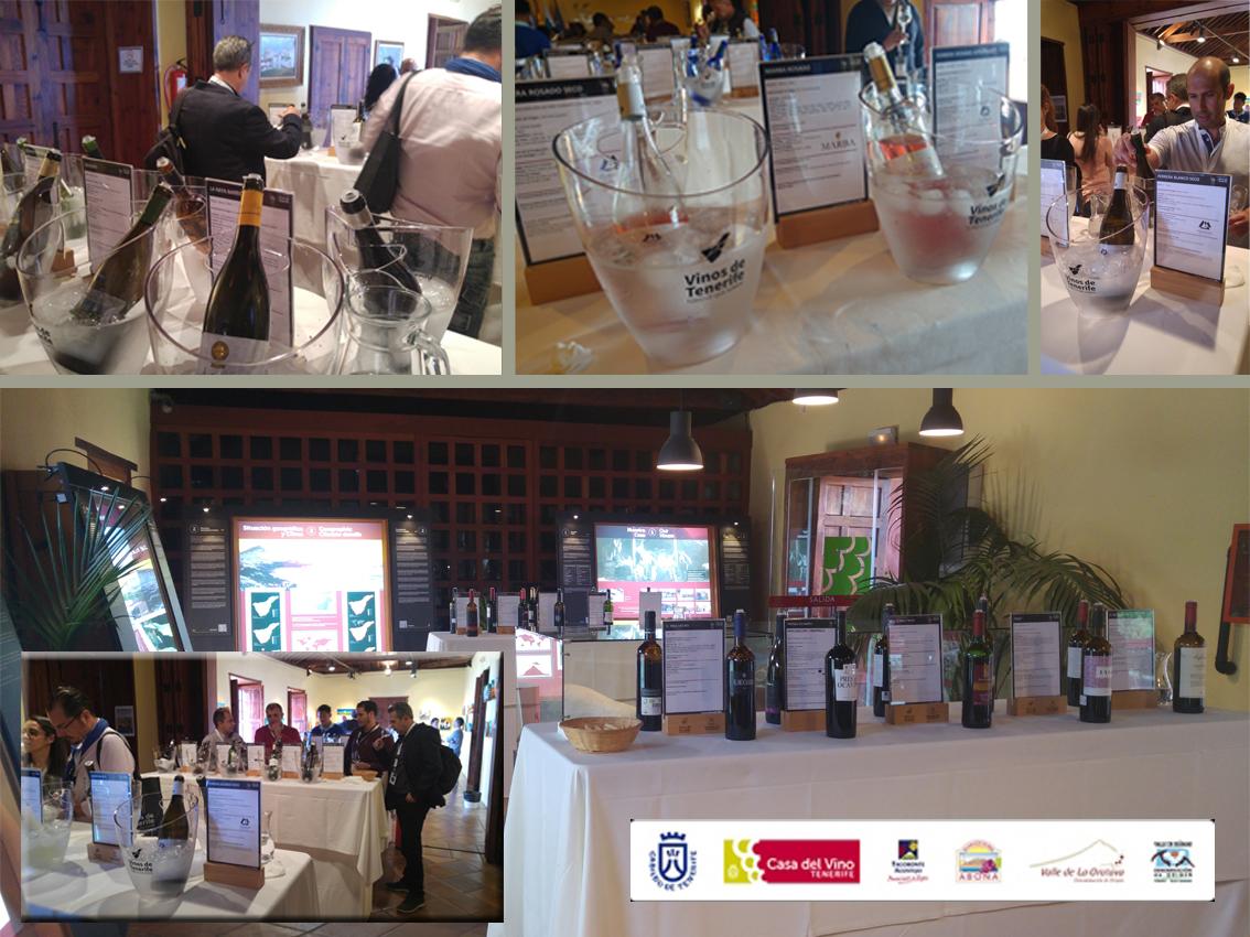 La Galería de los Vinos de Tenerife, abre sus puertas