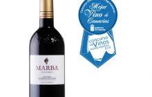 Marba Tinto Barrica, de nuevo el Mejor Vino de Canarias