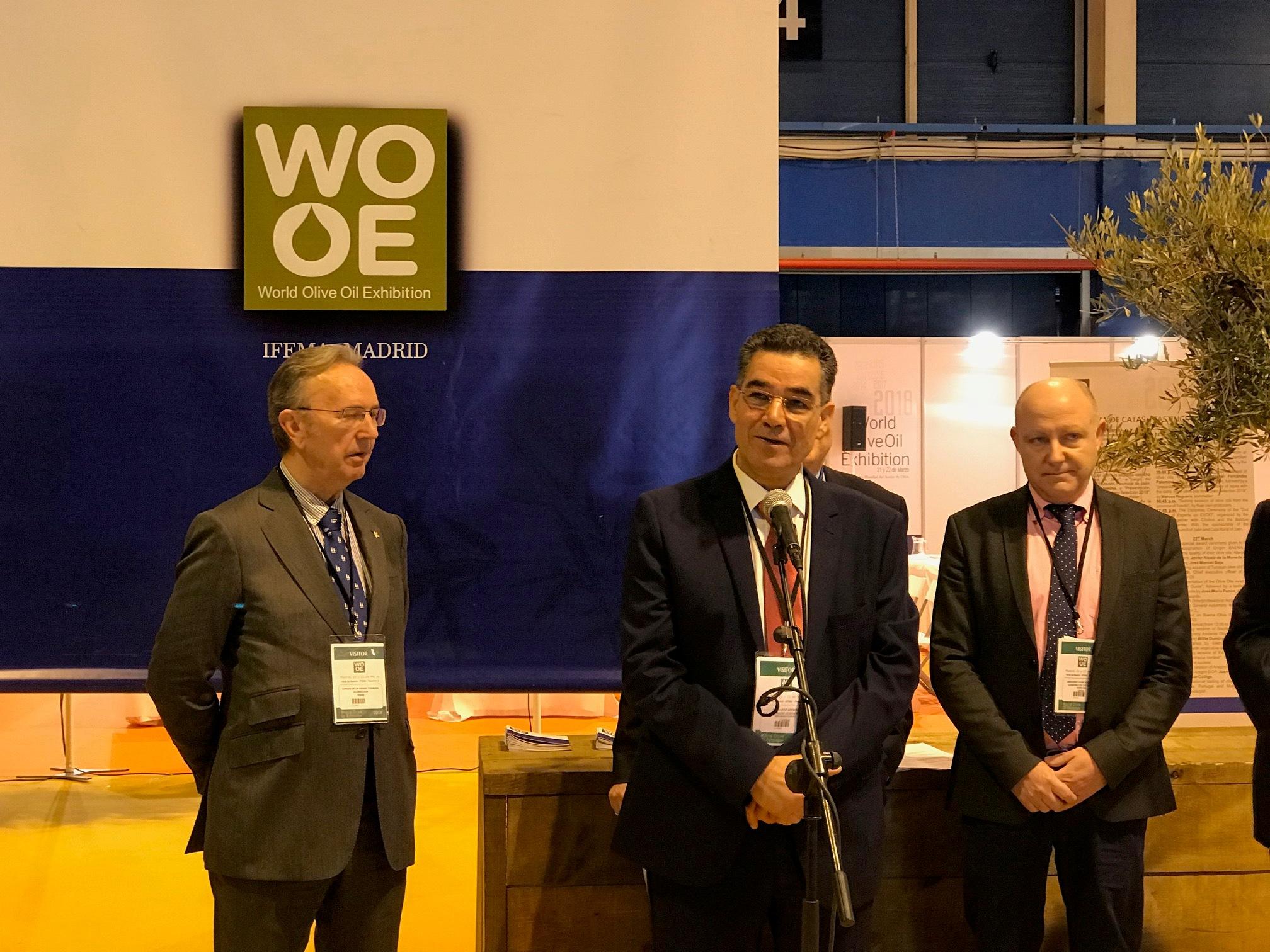 WOOE 2018, La mayor feria internacional exclusiva del aceite de oliva cierra su 7ª edición