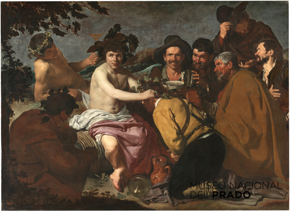 La ruta del vino del Museo del Prado