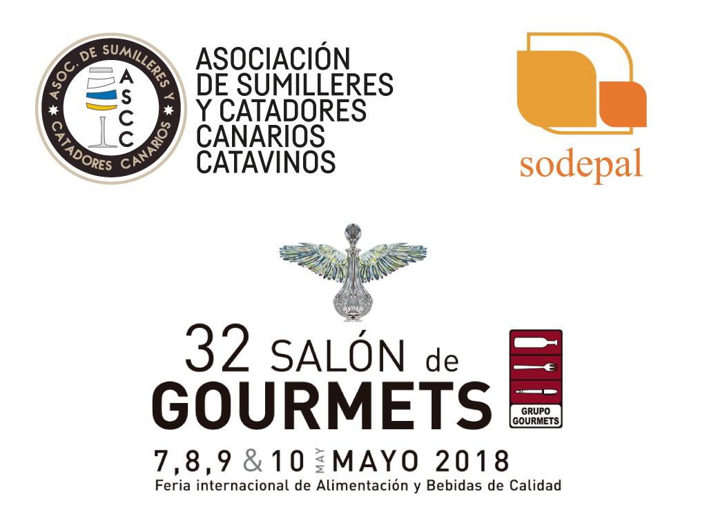 ASCCC colabora con SODEPAL en la promoción de productos de La Palma en el Salón Gourmet