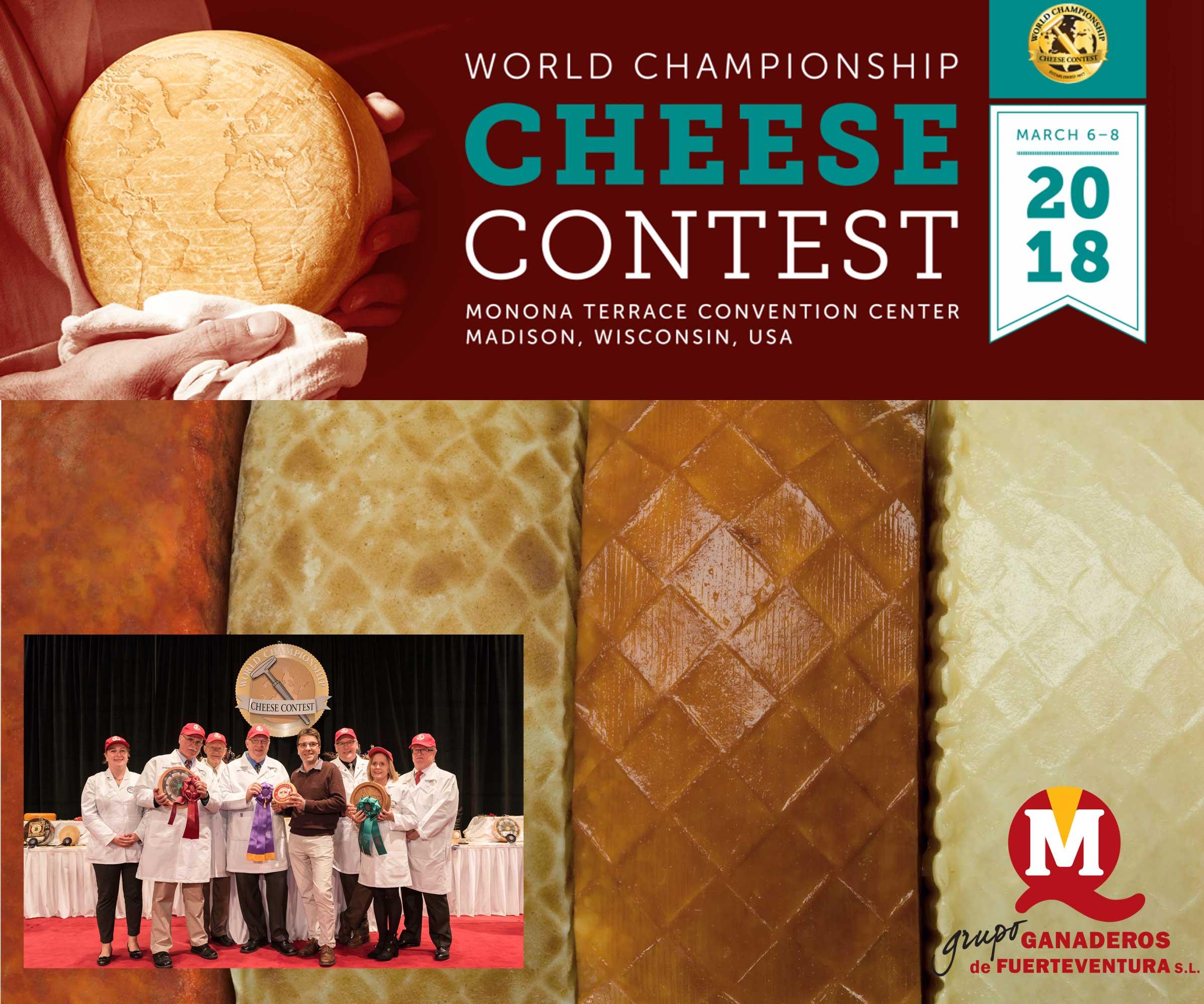 Maxorata, otro premio mundial