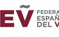 La FEV pide a Maroto que el vino y sus empresas sean objeto específico de los fondos de recuperación y se tomen de ejemplo de transformación en el sector agroalimentario