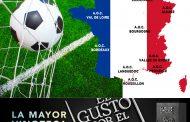 Final de la FIFA World en El Gusto por El Vino