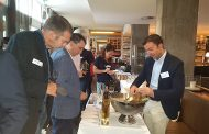 El Consejo Regulador  de Lanzarote presenta sus vinos ante distribuidores y restauradores en Alemania.