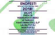 Enofestival Madrid 2018