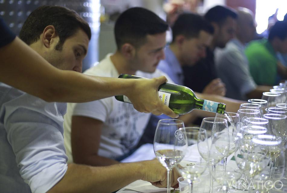 VII Master Class de Cata de Uvas y Vinos de Canarias