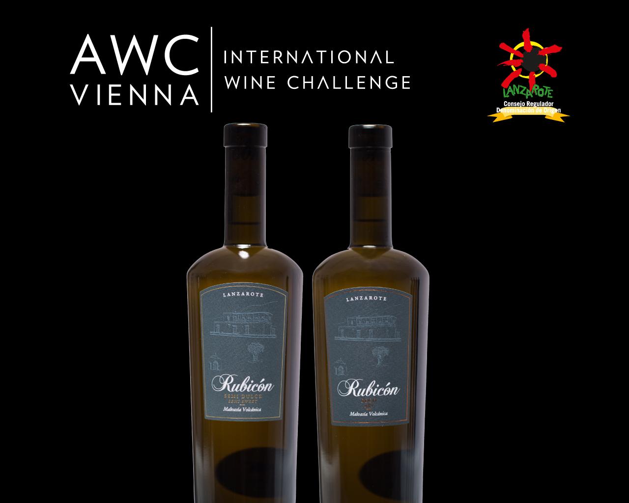 Bodegas Rubicón, galardonada por partida doble en el concurso AWC Vienna