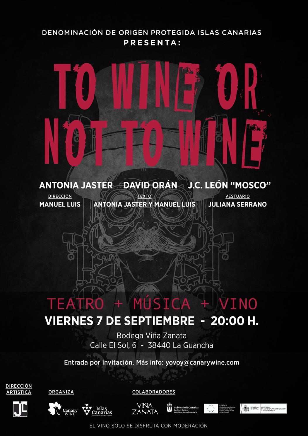 Shakespeare reaparecerá en La Guancha en busca del Canary Wine