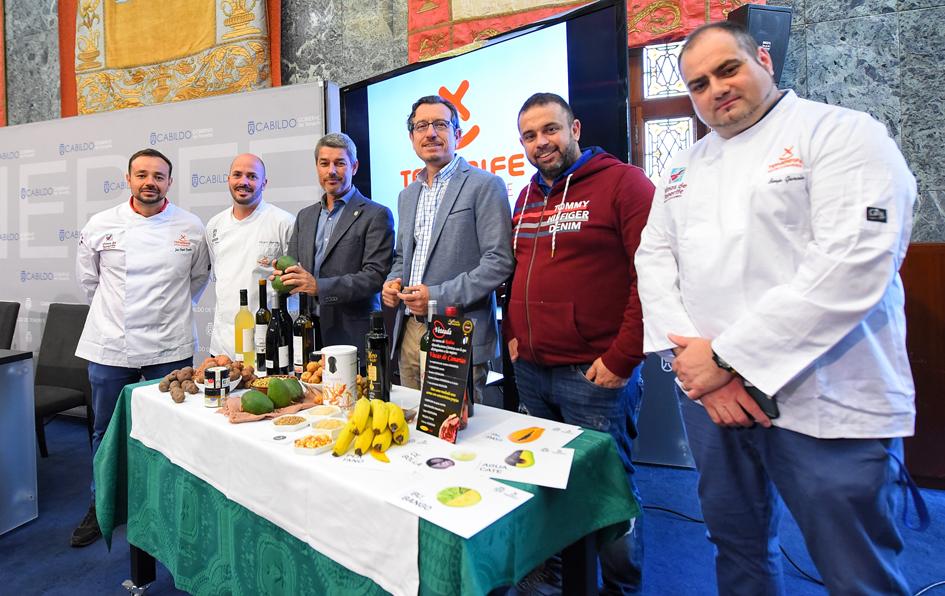Lo mejor de la cocina de Tenerife en Gastronómika San Sebastián