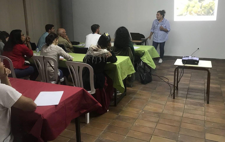 La Palma puede ser una apuesta segura para el desarrollo y producción de aceites de oliva de calidad
