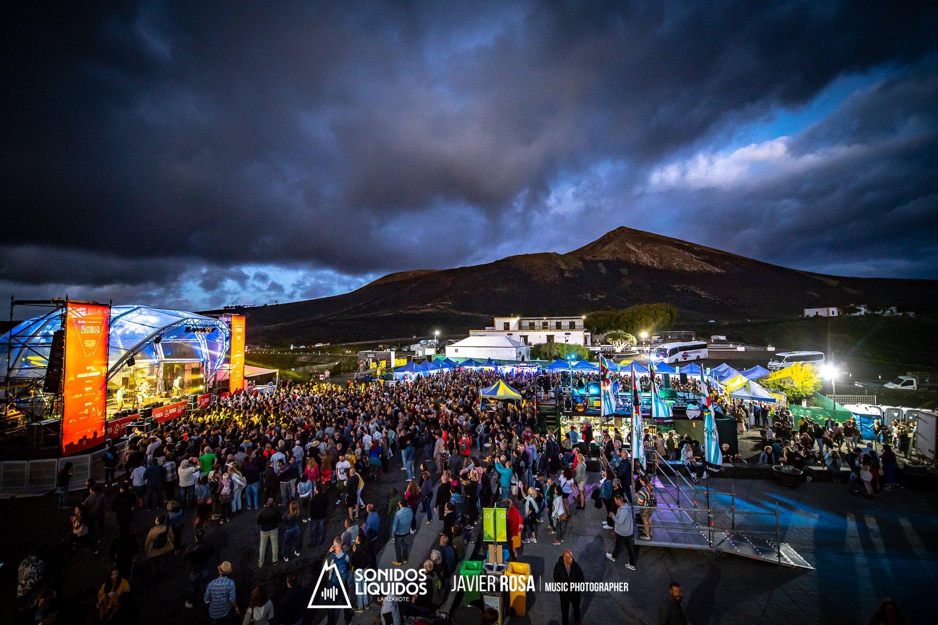Sonidos Líquidos bate récords con seis categorías en los Premios Fest.