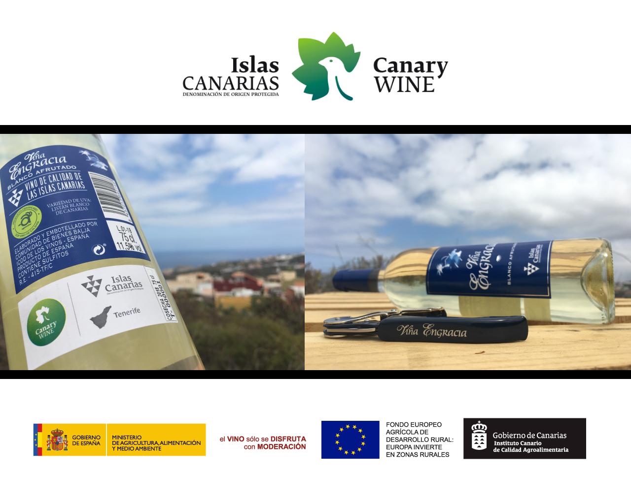 Viña Engracialanza al mercado el primer vino de la Cosecha 2018