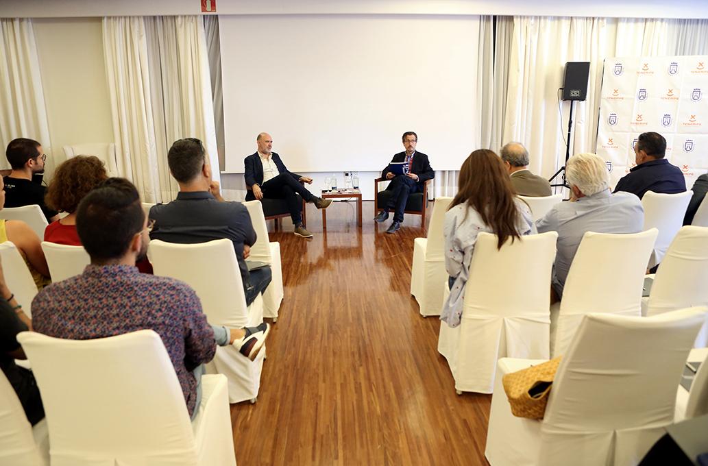 El experto en diseño industrial y de producto Luki Huber protagoniza el próximo Tenerife Gastro Experience Labs